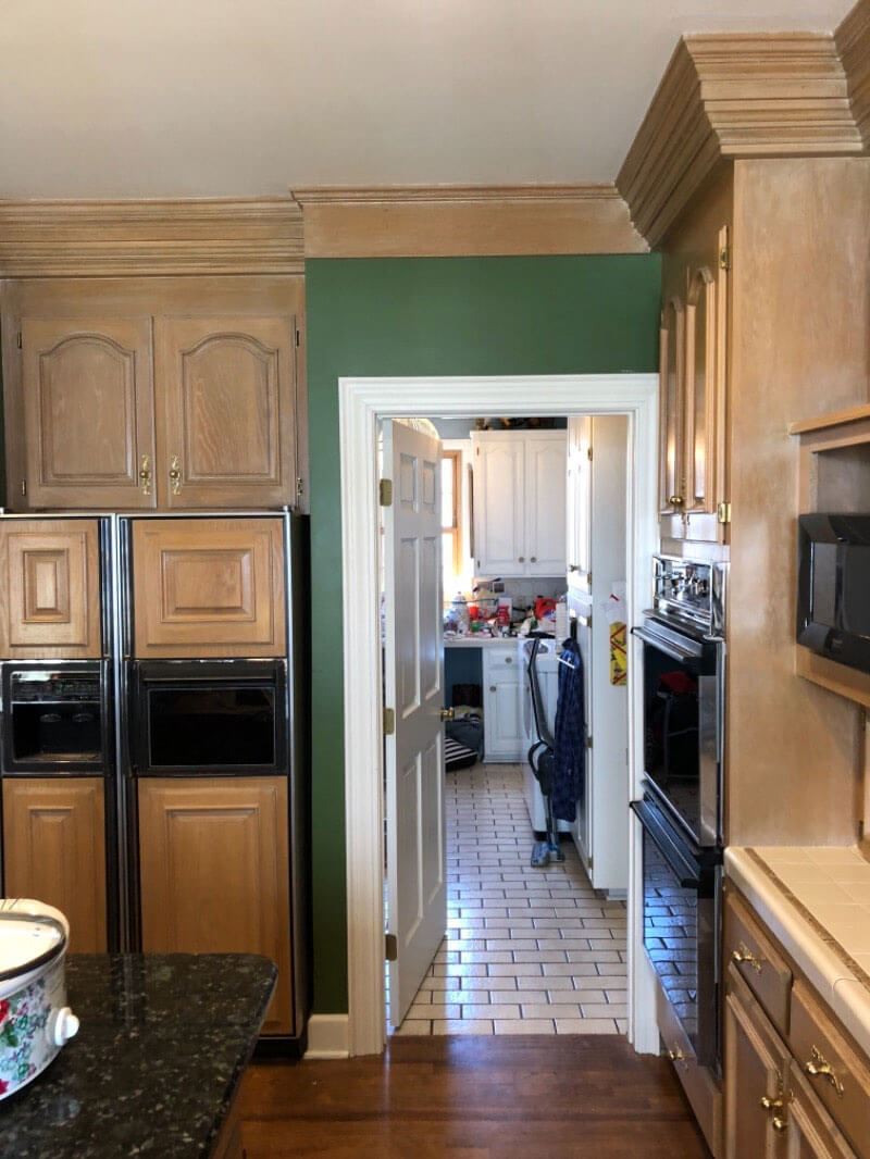 Shackbuilt Large Kitchen Remodel Before 3